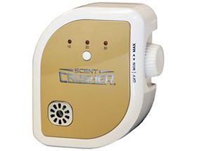 Scent Crusher Ozone Room Clean Plug-In Unit