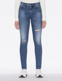 Armani FIVE-POCKET SHAPING JEANS
