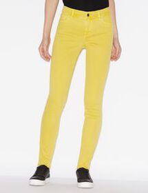 Armani FIVE-POCKET J01 SUPER SKINNY JEANS