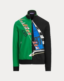 Ralph Lauren Cotton-Blend Track Jacket