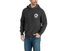 Carhartt® Men's Force Delmont Graphic Hooded Sweat