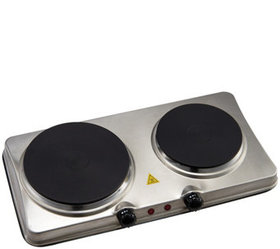 Courant Electric Double Burner - H307051