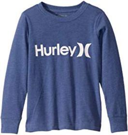 Hurley Kids One and Only Long Sleeve Tee (Little K