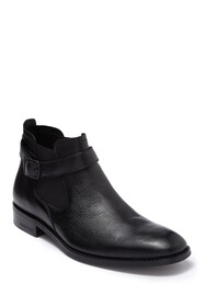 KENNETH COLE Leather Chelsea Boot