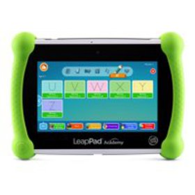 LeapFrog LeapPad Academy Green Kids Tablet with Le