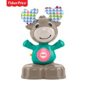 Fisher-Price Linkimals Musical Moose, with Interac