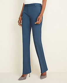 The Straight Pant in Ponte