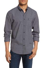 Ben Sherman Slim Fit Gingham Shirt