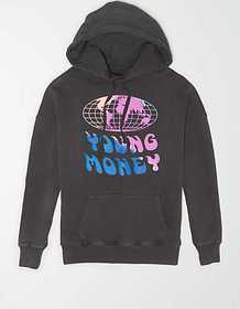 American Eagle AE X Young Money Graphic Drop-Shoul