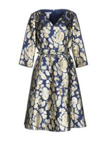 OSCAR DE LA RENTA - Knee-length dress