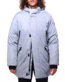 DKNY hooded storm trooper parka