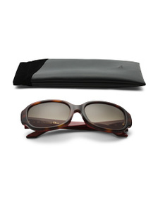 DIOR Made In Italy 55mm Rectangle Designer Sunglas