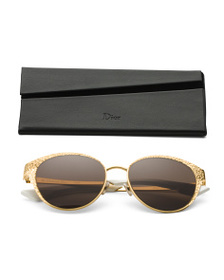 DIOR Made In Italy 52mm Designer Sunglasses