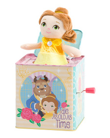 DISNEY BABY Princess Belle Jack In The Box