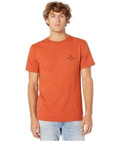 Quiksilver Diamond Trails Short Sleeve Tee