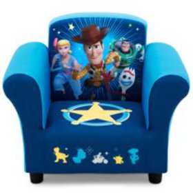 Disney/Pixar Toy Story 4 Kids Upholstered Chair by