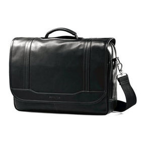 Samsonite Samsonite Colombian Leather Flapover Bri