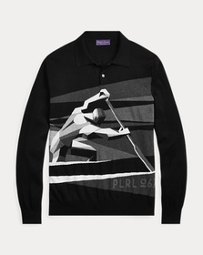 Ralph Lauren RLX Cotton Graphic Sweater