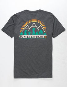 HIPPYTREE Prism Mens Pocket Tee_