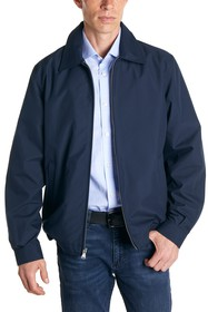 Perry Ellis Spread Collar Quilted Lining Golf Jack