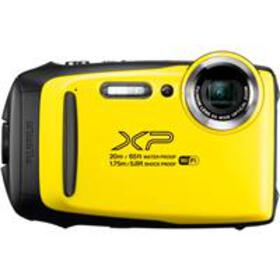 Fujifilm FinePix XP130 Digital Camera, Yellow