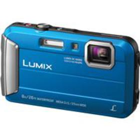 Panasonic Lumix DMC-TS30 Digital Camera, Blue