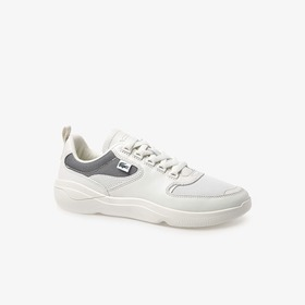 Lacoste Men's Wildcard Leather and Textile Sneaker