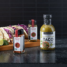 Crate Barrel NewTaco Night Kit