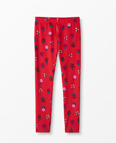 Hanna Andersson Printed Leggings in Hanna Red - ma