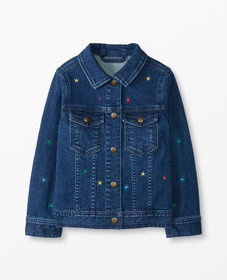 Hanna Andersson Best Friends Jean Jacket in Medium