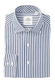 Ben Sherman Striped Tailored Slim Fit Dress Shirt