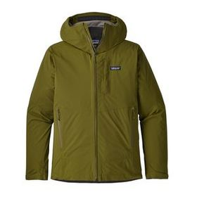 M's Stretch Rainshadow Jacket, Willow Herb Green (