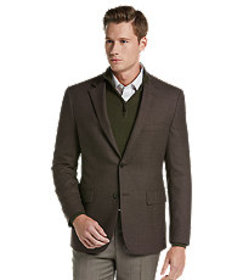 Jos Bank Traveler Collection Tailored Fit Sportcoa