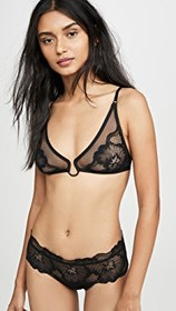 Calvin Klein Underwear Cluster Lace Unlined Triang