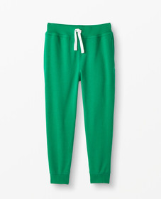 Hanna Andersson Bright Basics Sweatpants in Go Gre