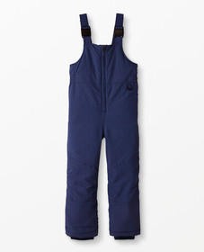 Hanna Andersson Insulated Snow Overalls in Navy -