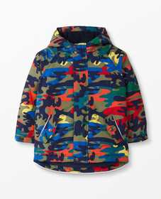 Hanna Andersson Insulated Snow Jacket in Multi Cam