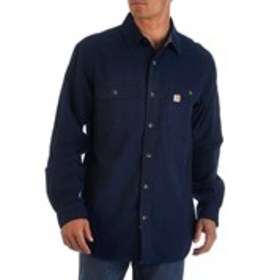 CARHARTT Mens Relaxed Fit Long Sleeve Button Down