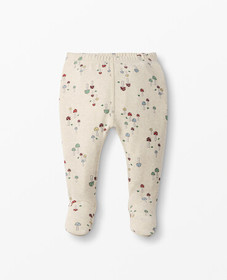 Hanna Andersson Footed Pants In Organic Cotton in