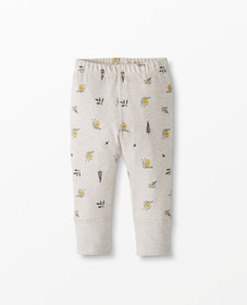 Hanna Andersson Pants In Organic Cotton in Snail T