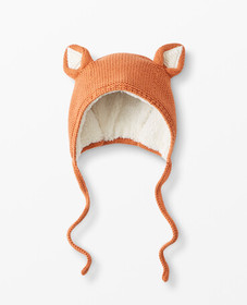 Hanna Andersson Fable Sweaterknit Hat in Desert -