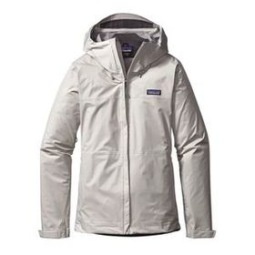W's Torrentshell Jacket, Birch White (BCW)