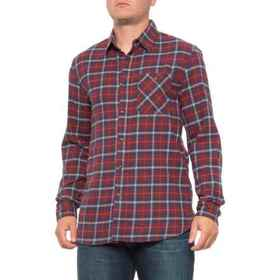 Boston Traders Cabernet Everette Stretch Checkered