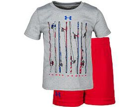 Under Armour® Infants' Fishing Pole Flag T-Shirt a