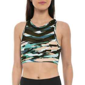 C & C California Fast Forward Sports Bra - Medium