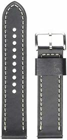 Fossil 22 mm Leather Watch Strap - S221244