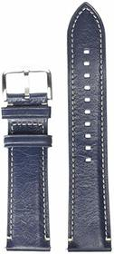 Fossil 22 mm Leather Watch Strap - S221255