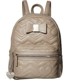 Betsey Johnson Backpack with Dangle