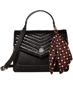 Anne Klein Quilted Top-Handle