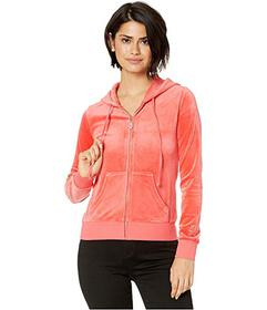 Juicy Couture Luxe Velour Robertson Jacket